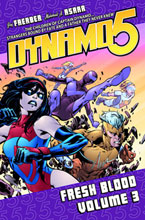 Image: Dynamo 5 Vol. 03: Fresh Blood SC  - Image Comics