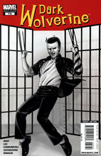 Image: Dark Wolverine #76 (50S Decade variant cover) - Marvel Comics