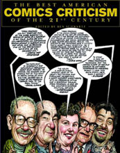 Image: Best American Comics Criticism SC  - Fantagraphics Books