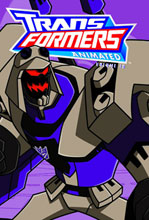 Image: Transformers Animated Vol. 10 SC  - IDW Publishing