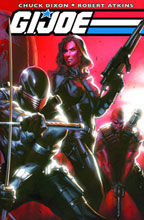 Image: G.I. Joe Vol. 01 SC  - IDW Publishing