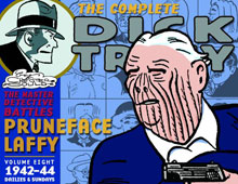 Image: Complete Chester Gould's Dick Tracy Vol. 08 HC  - IDW Publishing