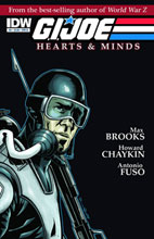Image: G.I. Joe: Hearts and Minds #3 - IDW Publishing