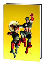 Image: Marvels Project: Birth of Super-Heroes  (Captain America cover) HC - Marvel Comics