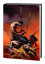 Image: Dark Tower: Battle of Jericho Hill HC  - Marvel Comics