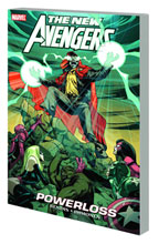 Image: New Avengers Vol. 12: Powerloss SC  - Marvel Comics