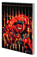 Image: Hulk: Fall of the Hulks - Red Hulk SC  - Marvel Comics