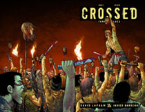 Image: Crossed: Family Values #3 (wraparound cover) - Avatar Press Inc