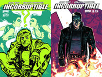 Image: Incorruptible #8 (10-copy incentive cover) (v10) - Boom! Studios