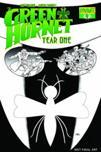 Image: Green Hornet Year One #4 - D. E./Dynamite Entertainment