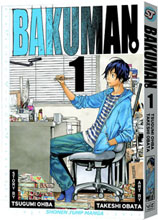 Image: Bakuman Vol. 01 SC  - Viz Media LLC