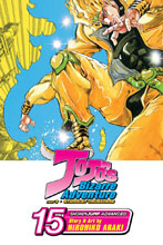 Image: Jojos Bizarre Adventure Vol. 15 SC  - Viz Media LLC