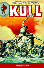 Image: Savage Sword of Kull Vol. 02 SC  - Dark Horse