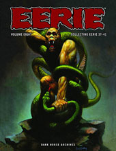Image: Eerie Archives Vol. 08 HC  - Dark Horse