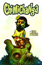 Image: Chimichanga HC  - Dark Horse
