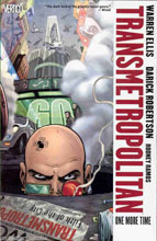 Image: Transmetropolitan Vol. 10: One More Time SC  (new edition) - DC Comics - Vertigo