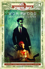 Image: Wormwood: Gentleman Corpse #1 (100 Penny Press) - IDW Publishing