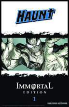 Image: Haunt: Immortal Edition Vol. 01 HC  - Image Comics