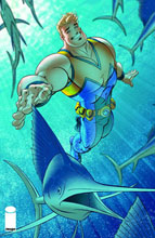 Image: Ian Churchill's Marineman: A Matter of Life & Depth SC  - Image Comics