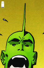 Image: Twisted Savage Dragon Funnies SC  - Image Comics