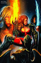 Image: Witchblade Redemption Vol. 03 SC  - Image Comics-Top Cow