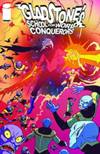Image: Gladstone's School for World Conquerors #3 - Image Comics