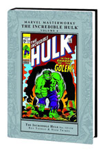 Image: Marvel Masterworks: Incredible Hulk Vol. 06 HC  - Marvel Comics