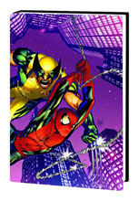 Image: Astonishing Spider-Man & Wolverine HC  - Marvel Comics