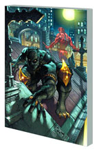 Image: Black Panther: Man Without Fear Vol. 01 - Urban Jungle SC  - Marvel Comics