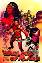 Image: Warlord of Mars #10 - D. E./Dynamite Entertainment