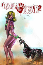 Image: Raise the Dead 2 HC  - D. E./Dynamite Entertainment