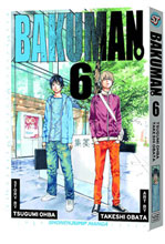 Image: Bakuman Vol. 06 SC  - Viz Media LLC