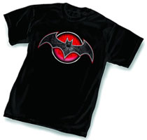 Image: Flashpoint: Batman T-Shirt  (L) -