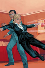Image: Buffy the Vampire Slayer: Season 9 #11 (Noto cover) - Dark Horse Comics