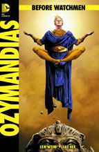 Image: Before Watchmen: Ozymandias #1 - DC Comics