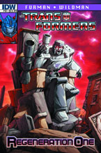 Image: Transformers: Regeneration One #81 - IDW Publishing