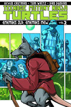 Image: Teenage Mutant Ninja Turtles Vol. 02: Enemies Old, Enemies New SC  - IDW Publishing