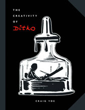 Image: Creativity of Ditko HC  - IDW Publishing