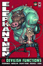 Image: Elephantmen Vol. 05: Devilish Functions HC  - Image Comics
