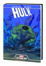 Image: Hulk: Season One HC  - Marvel Comics