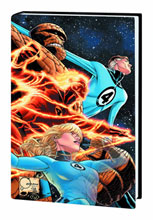 Image: Fantastic Four by Jonathan Hickman Vol. 05 HC  - Marvel Comics