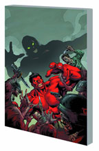 Image: Red Hulk: Haunted SC  - Marvel Comics