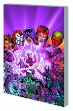 Image: Avengers: West Coast Avengers - Family Ties SC  - Marvel Comics