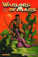 Image: Warlord of Mars Vol. 02 SC  - Dynamite