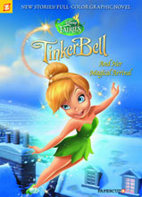 Image: Disney Fairies Vol. 09: Tinker Bell & Her Magical Arrival HC  - Papercutz