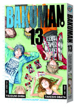 Image: Bakuman Vol. 13 SC  - Viz Media LLC