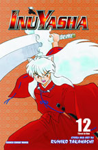 Image: Inu-Yasha Vol. 12 GN  (Vizbig edition) - Viz Media LLC