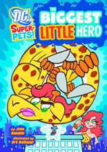 Image: DC Super Pets: Biggest Little Hero SC  - Capstone Press
