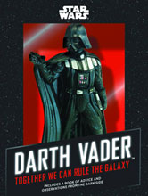 Image: Darth Vader in a Box w/Book  - Chronicle Books