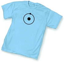Image: Watchmen: Dr Manhattan Symbol T-Shirt  (XL) -